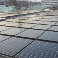 太陽光工事進捗状況その10
